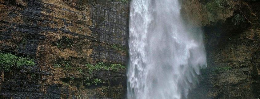 Klang der Natur, Wasserfall, Schönheit, Mensch, Seele