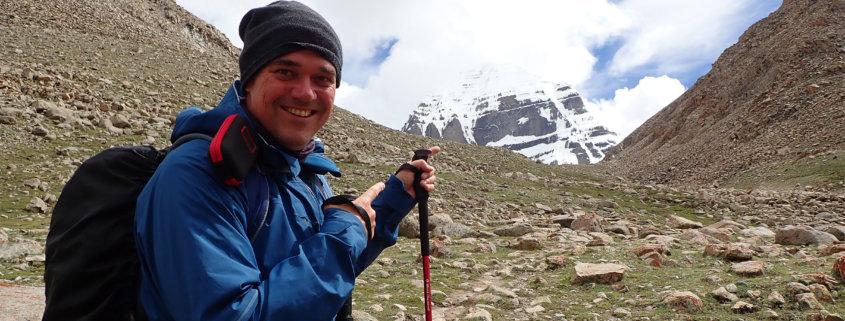 Michael Nickel Trekking Kailash Himalaya Agni Verlag