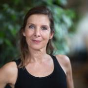 Birgit Hortig Yoga Süd Stuttgart für Agni-Magazin